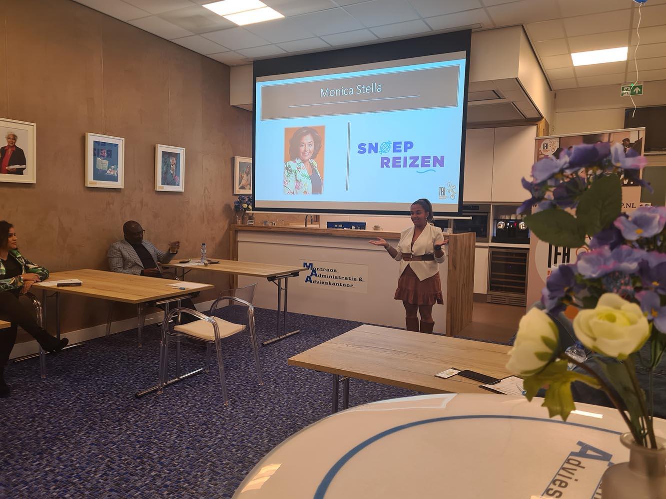 TEA Network Group – Netwerken voor ondernemers/Afrikaanse Diaspora